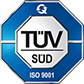 TÜV SÜD ISO 9001
