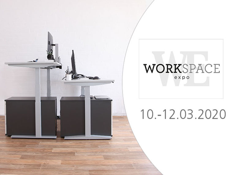 OKIN at the Workspace Expo 2020