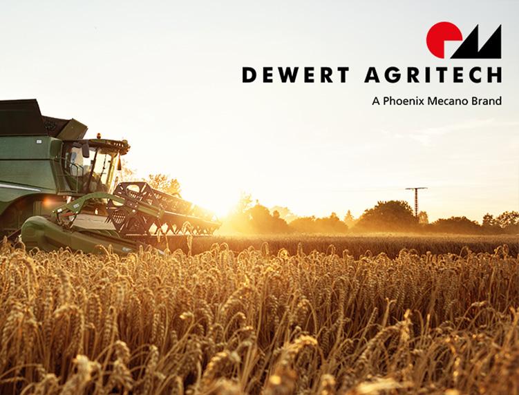 Dewert Agritech: Lecteurs linéaires pour l'agriculture