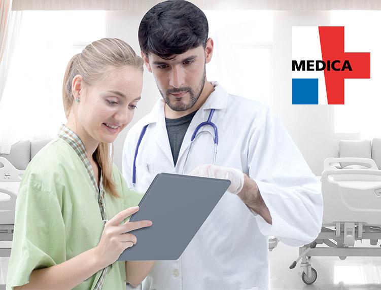 MEDICA2019: Dewert se concentre de plus en plus sur la numérisation et la mise en réseau