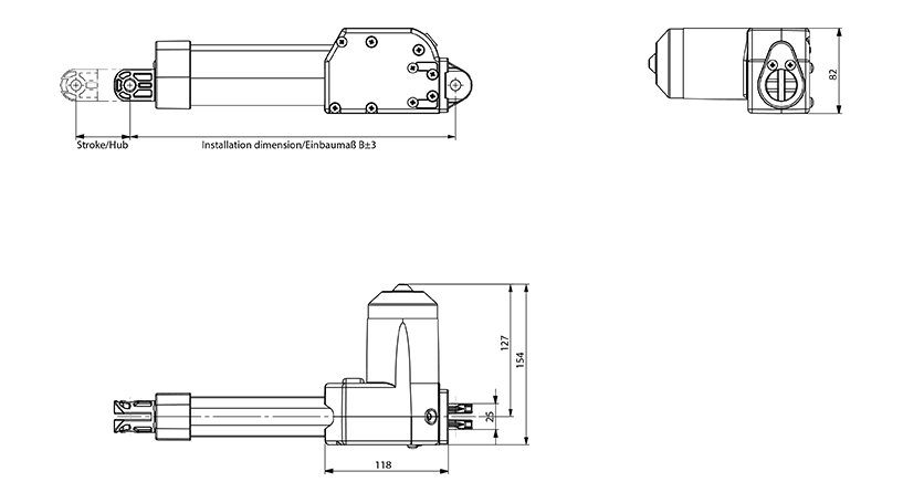 Gammadrive