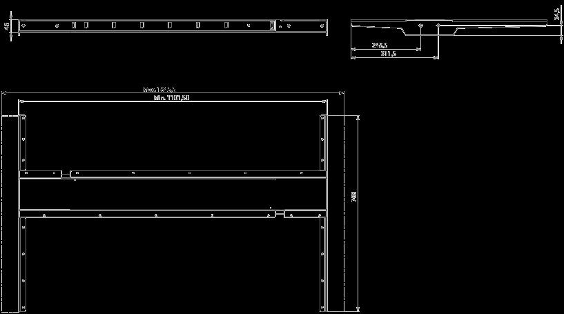 DD11 Frame