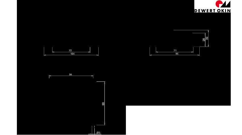 Power Down Box technische Zeichnung