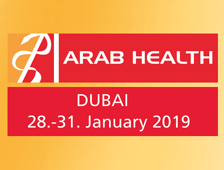Arab Health 2019 : Dewert met l'accent sur la digitalisation et les batteries